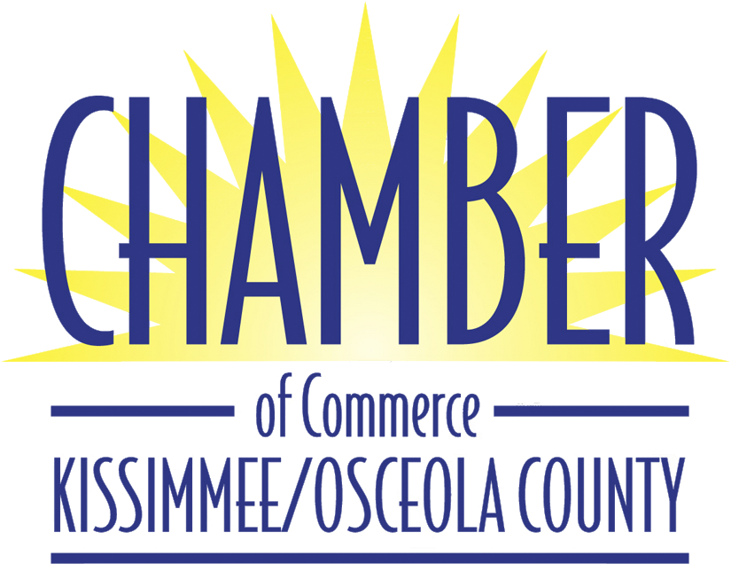 Kissimmee/Osceola Chamber of Commerce logo