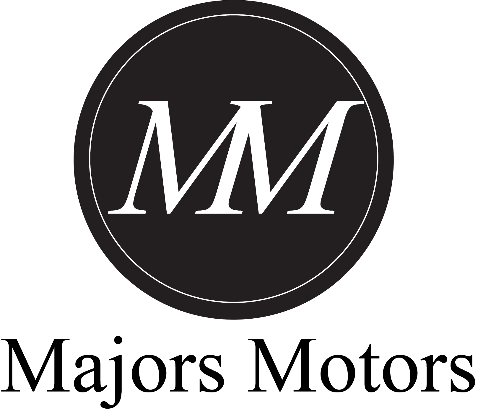 Majors Motors logo